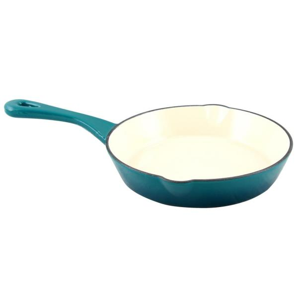 Crock-Pot Artisan Enameled Cast Iron Skillet