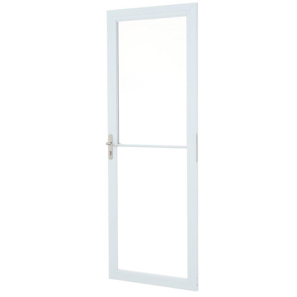 Retractable Screen Storm Doors Exterior Doors The