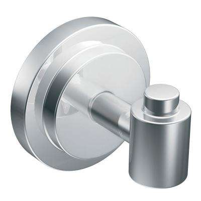 ISO Single Robe Hook in Chrome