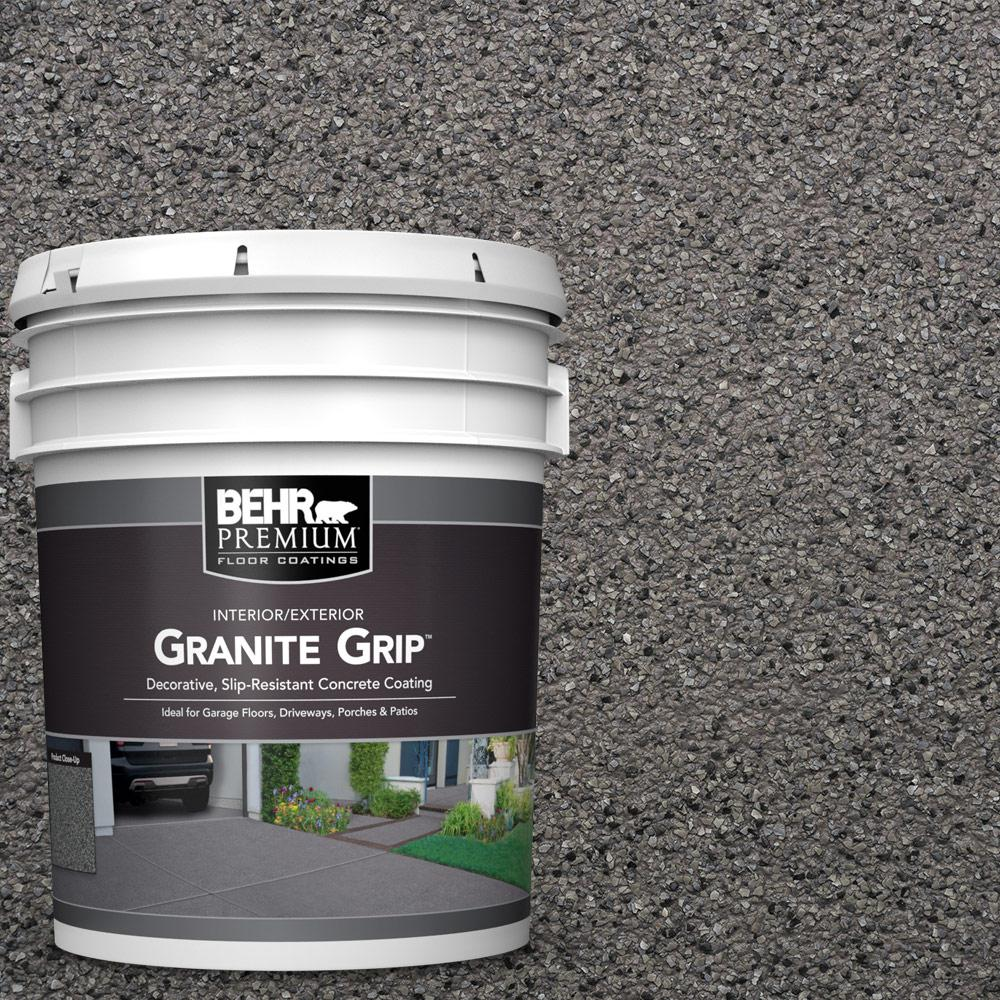 5 gal. #GG-07 Ornamental Gem Decorative Concrete Floor Coating