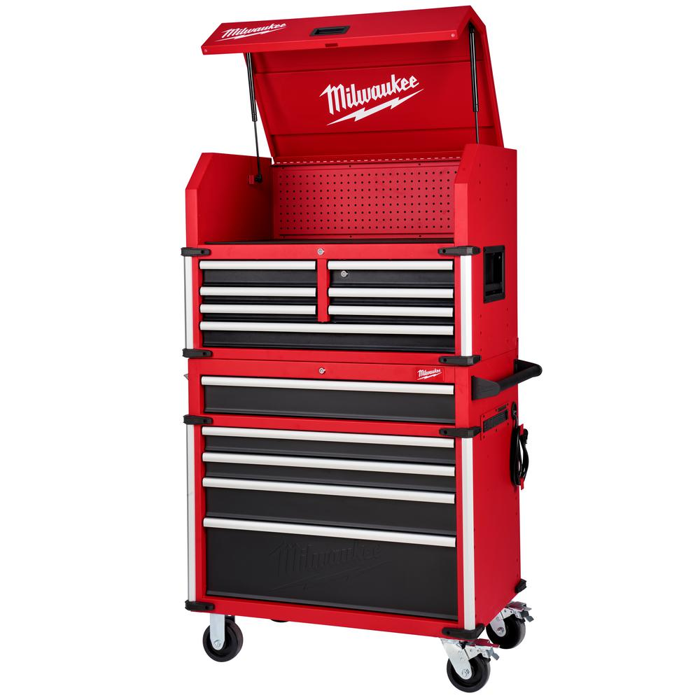 12 Drawer Tool Chest And Cabinet