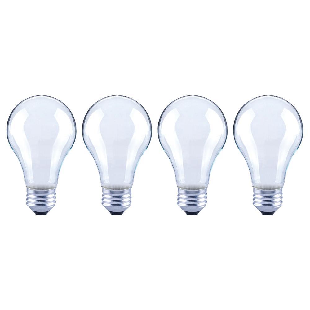 Bright White Led Bulbs Light Bulbs The Home Depot