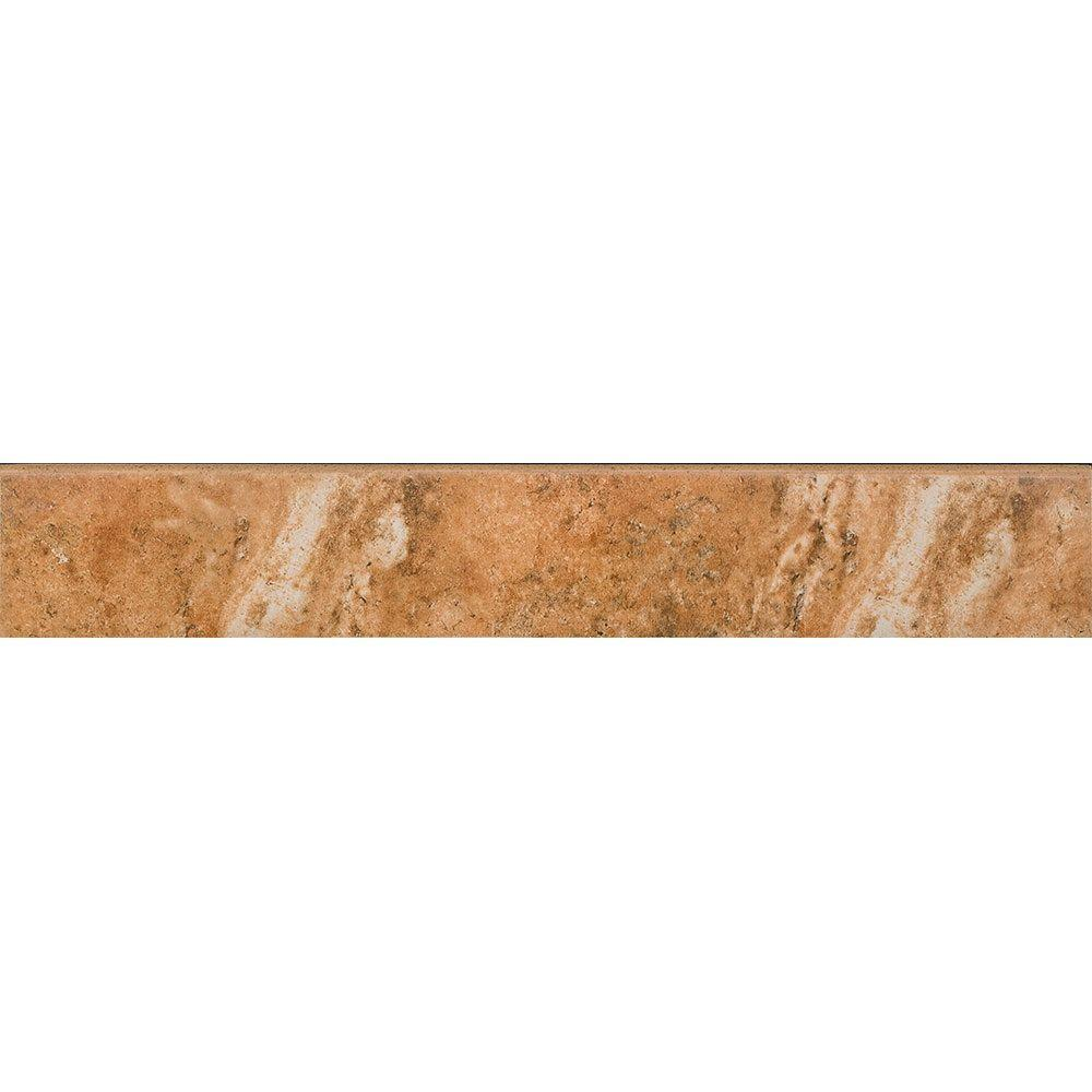 Montecelio Rustic 3 in. x 18 in. Porcelain Floor and Wall