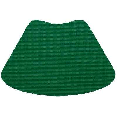 Fishnet Wedge Placemat in Hunter Green (Set of 12)