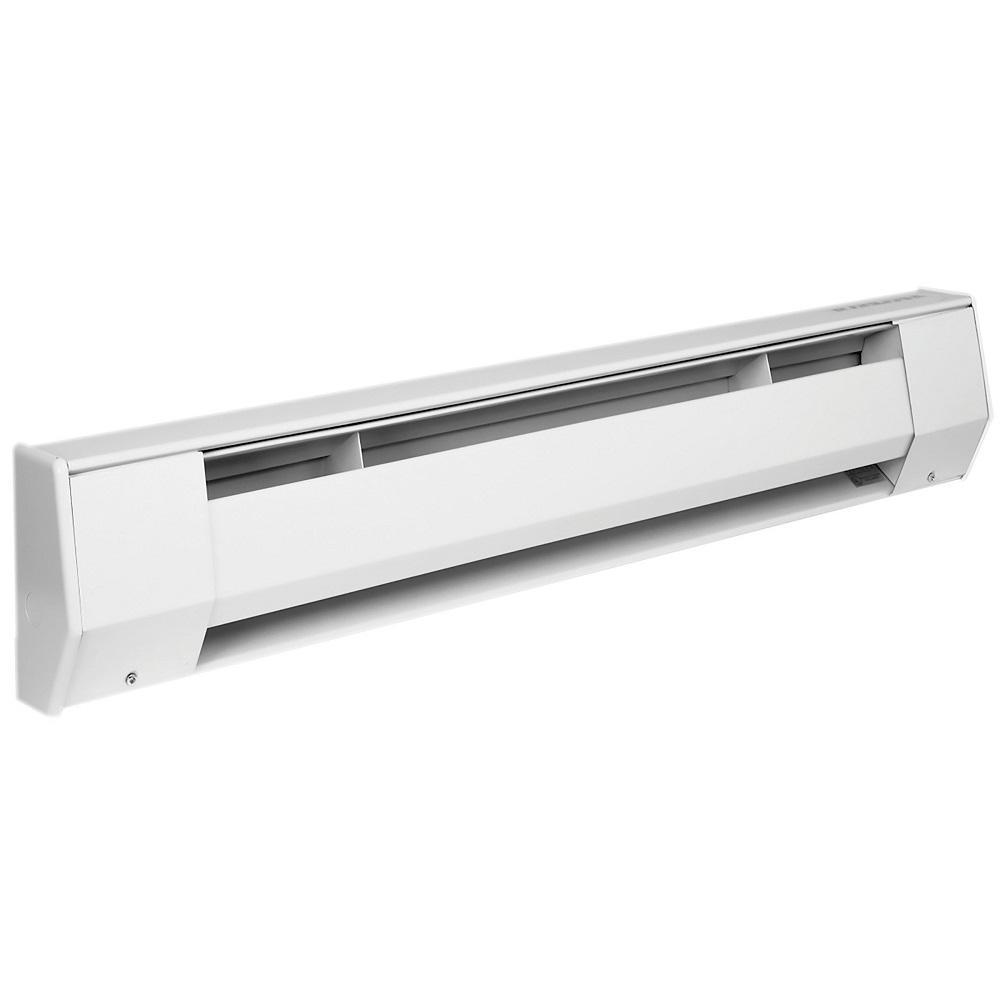27 in. 500-Watt Baseboard Heater