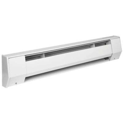 27 in. 500-Watt Baseboard Heater
