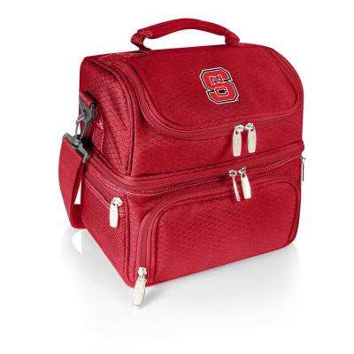 Pranzo Red NC State Wolfpack Lunch Bag