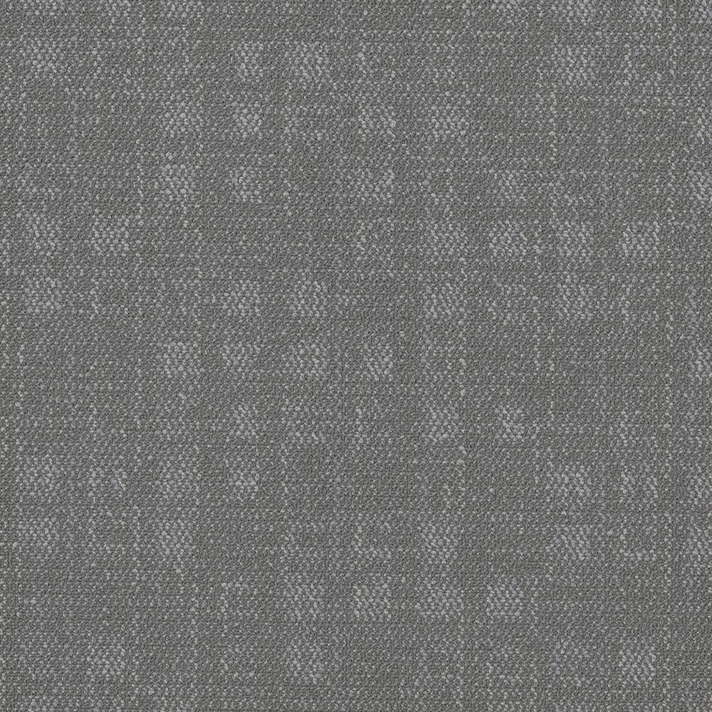 Builder Concrete 24 in. x 24 in. Carpet Tiles (8 syds. case/carton - 18 Tiles case/carton)