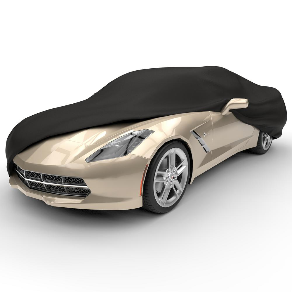 Corvette Car Cover >> Budge Indoor Stretch 177 In X 72 In X 53 In Corvette Car Cover