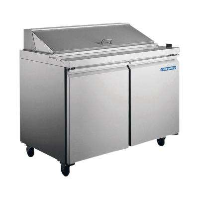 9.5 cu. ft. Commercial Refrigerator in Stainless Steel