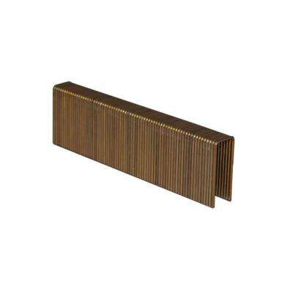 Paslode Style 1 in. L 1/2 in. Medium Crown 16-Gauge 304 Stainless Steel Sheathing Staple (10,000-Piece)