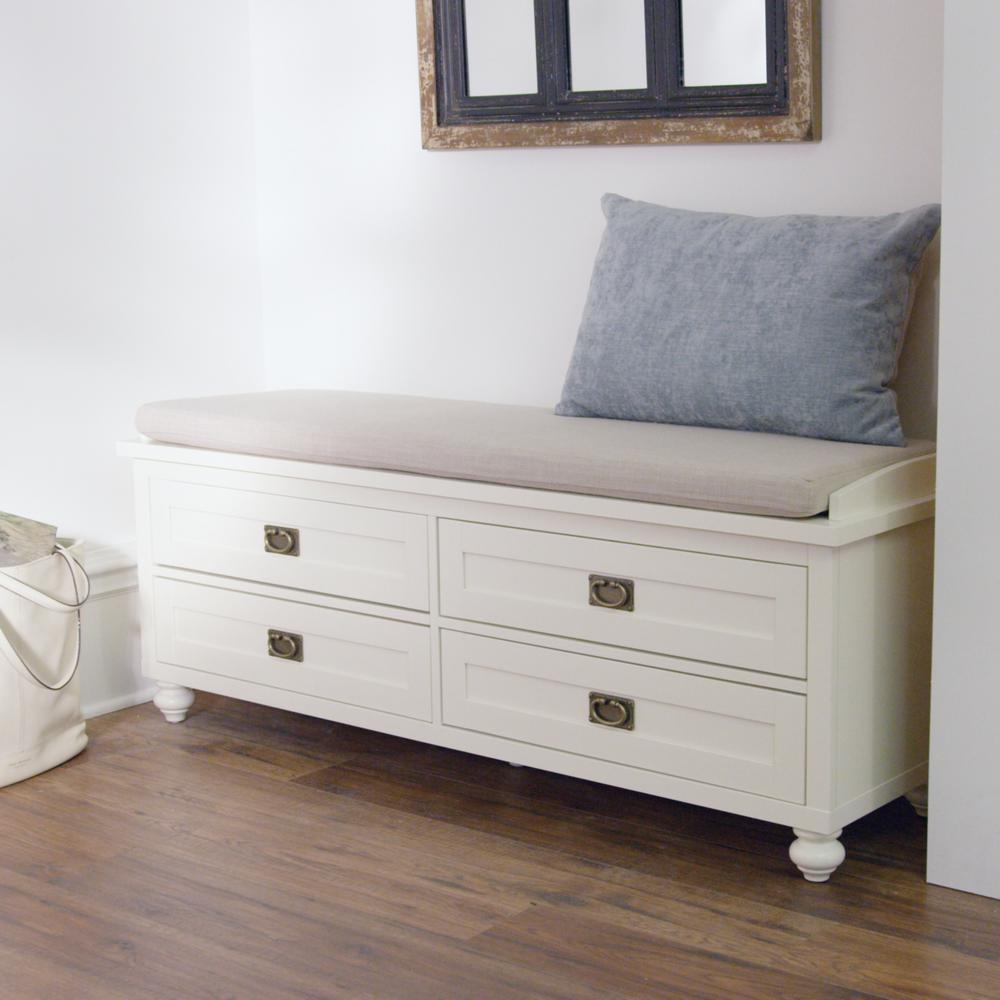 Fine Home Decorators Collection Vernon Polar White 4 Drawer Cjindustries Chair Design For Home Cjindustriesco