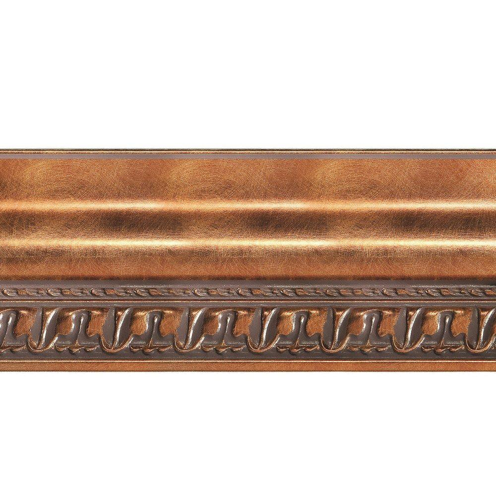 Grand Baroque 1 in. x 6 in. x 96 in. Wood