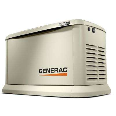 22,000-Watt (LP)/19,500-Watt (NG) Air Cooled Standby Generator