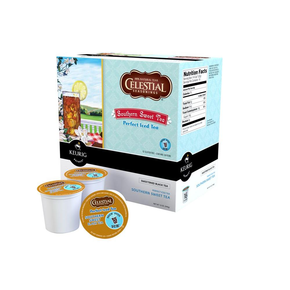 null Southern Sweet Perfect Iced Tea (96 K-Cups per Case)
