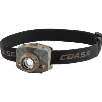 FL68 400 Lumens Tri-Color LED Headlamp