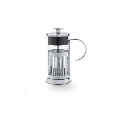 12 fl. oz. Chrome French Press