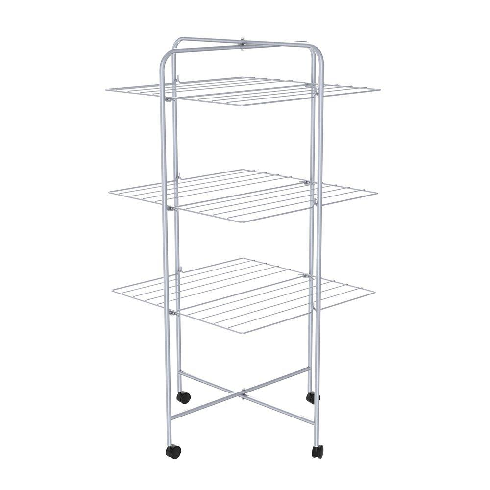 Hills 3 Tier Mobile Airer Drying Rack