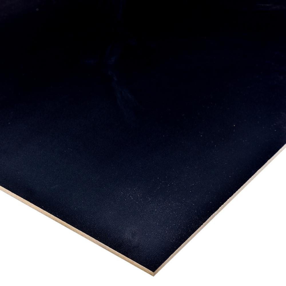 Dimensions Black Chalk Board (Common: 3/16 in. x 2 ft. x 4 ft.; Actual: 0.180 in. x 23.75 in. x 47.75 in.)