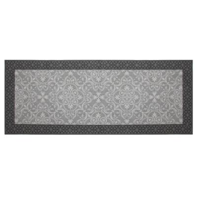 Derbent Grey 2 ft. x 5 ft. Accent Rug