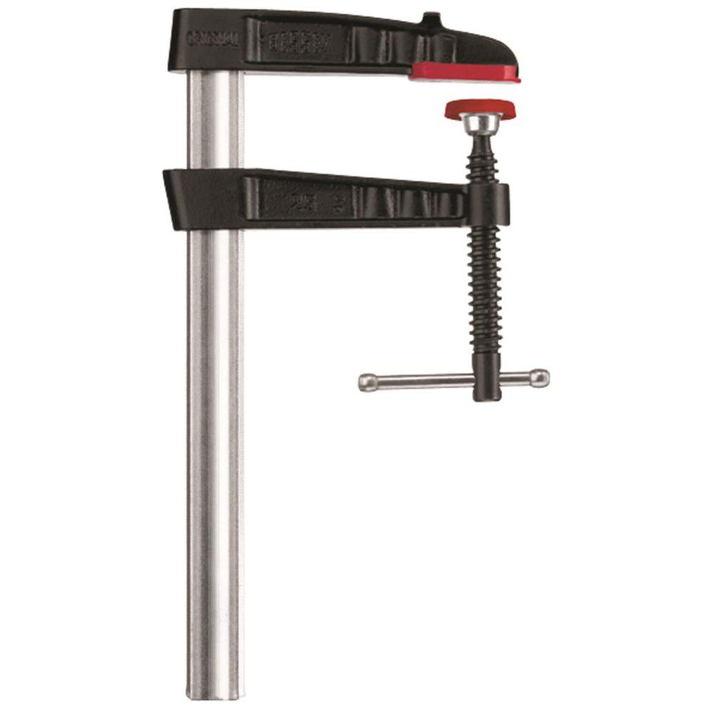 TG Series 12 in. Capacity 5-1/2 in. Throat Depth Bar Clamp