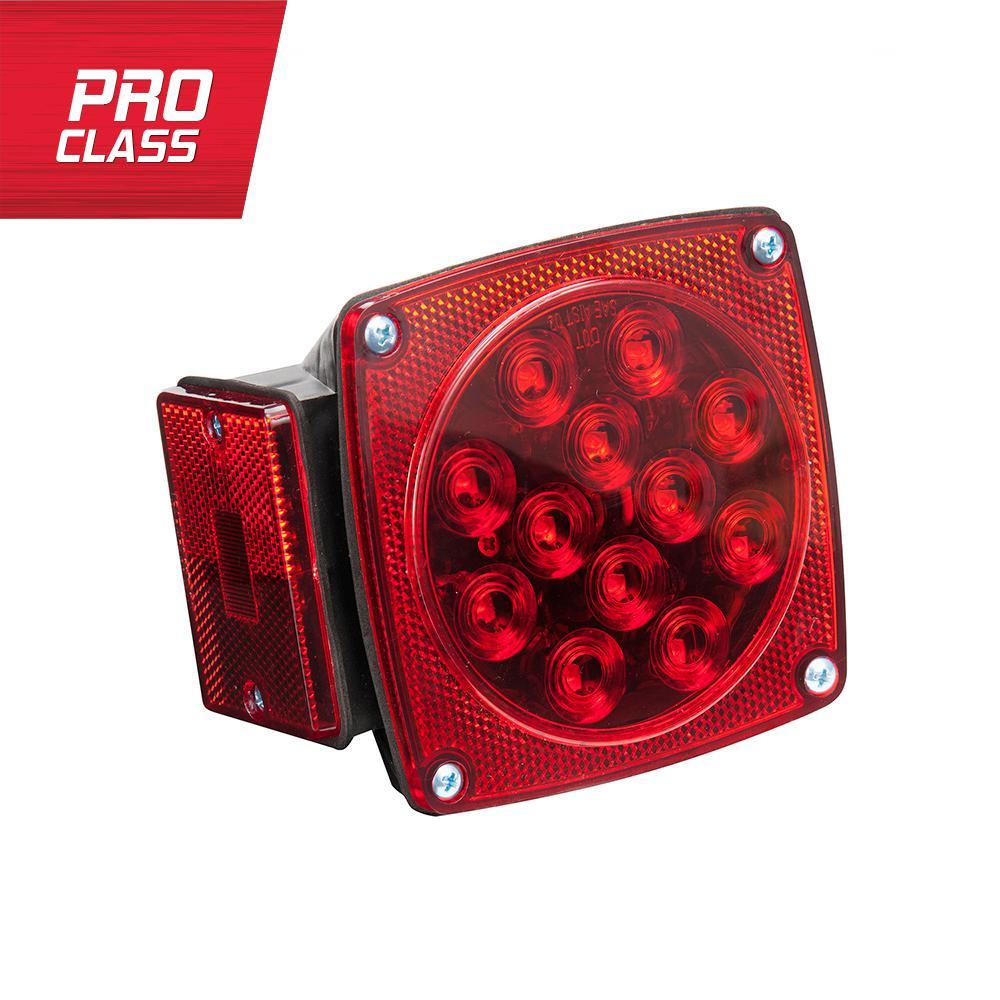 80 in. Left/Roadside LED 7 Function Rear Light