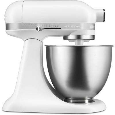 Artisan Mini 3.5-Qt. Tilt-Head Matte White Stand Mixer