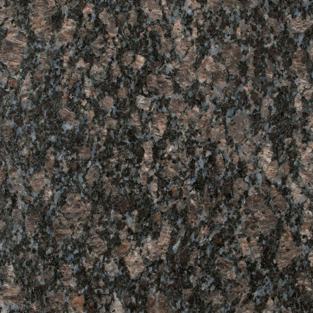 stonemark granite 3 in x 3 in granite countertop sample in sapphire blue dt g329 the home depot. Black Bedroom Furniture Sets. Home Design Ideas