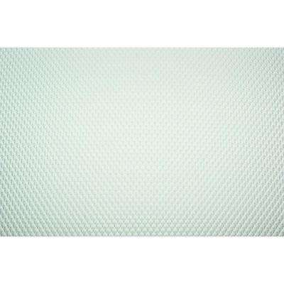 24 in. x 48 in. White Prismatic Acrylic Lighting Panel (5-Pack)