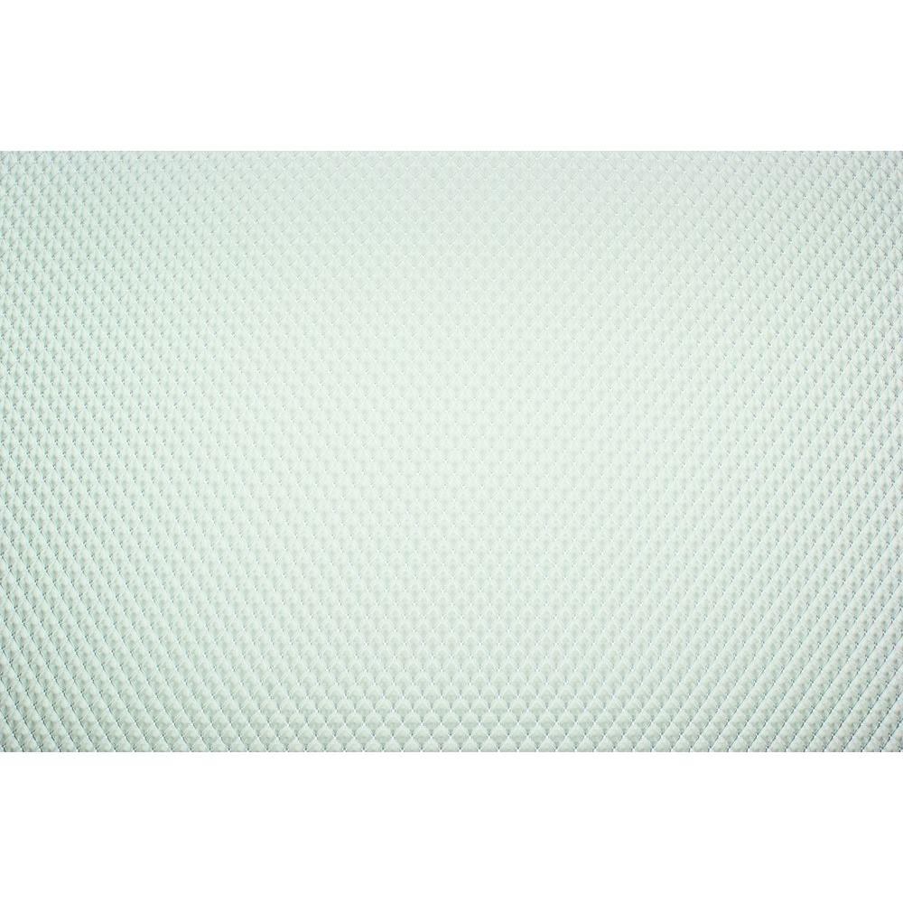 2 ft. x 2 ft. Acrylic Clear Prismatic Lighting Panel (5-Pack)