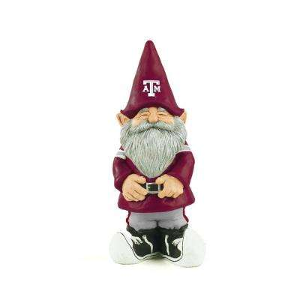 11-1/4 in. Texas A & M Garden Gnome