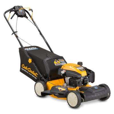 21 in. 159 cc All-Wheel Drive 3-in-1 Gas Self Propelled Walk Behind Lawn Mower