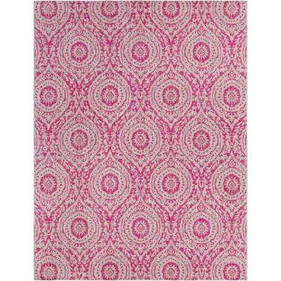 Well-known Pink - Outdoor Rugs - Rugs - The Home Depot YF17