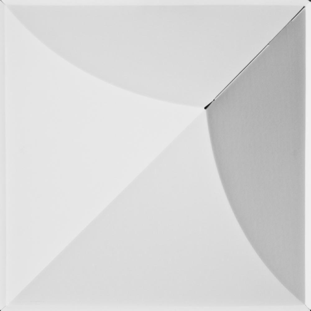 Mio bloom 2 ft x 2 ft lay in ceiling panel in white 24 pack lay in ceiling panel in white dailygadgetfo Image collections