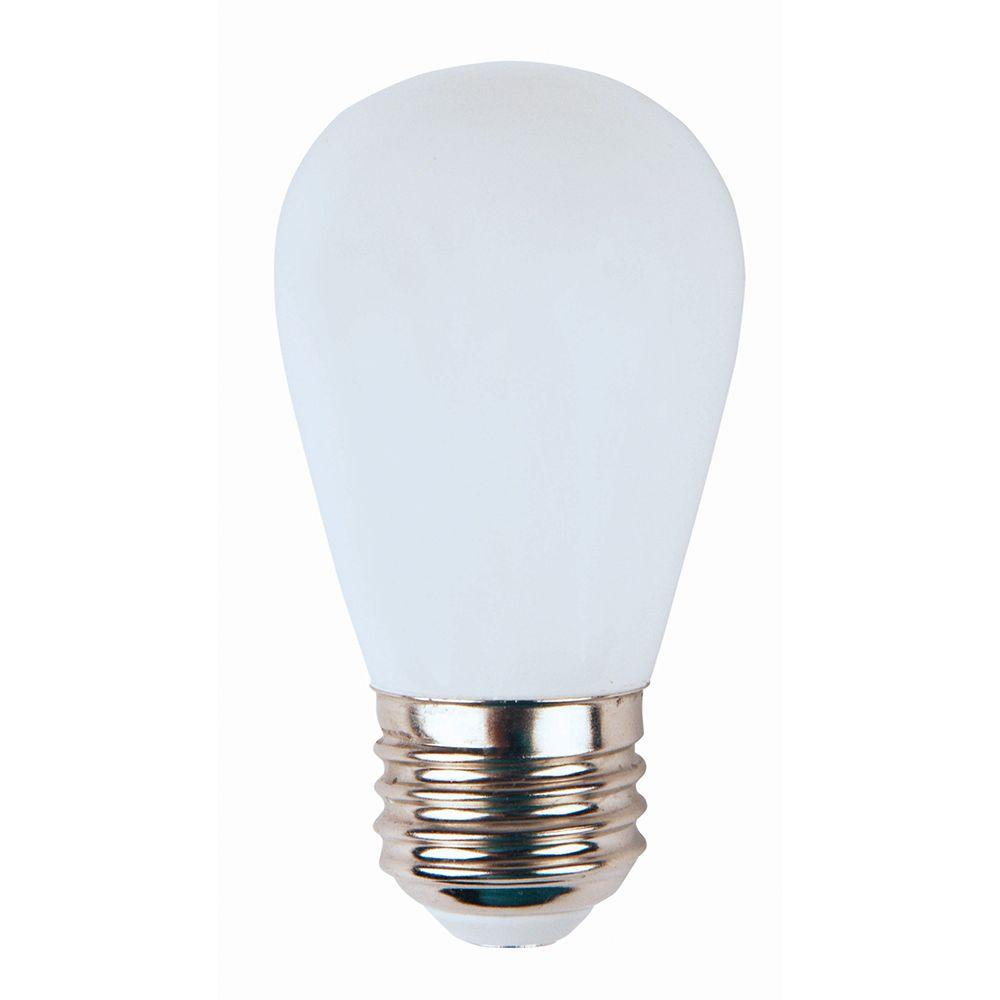 Meridian 11w Equivalent Bright White 3000k S14 Non Dimmable Led Replacement Light Bulb 13181