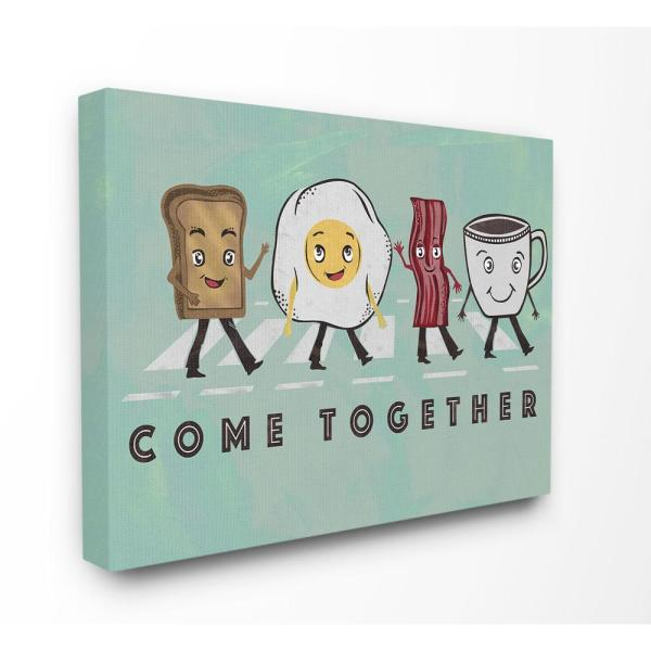 The Stupell Home Decor Collection 24 In X 30 Come Together Rock