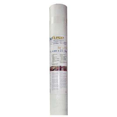 FibaFuse 36 in. x 75 ft. Paperless Paperless Wall Repair Fabric