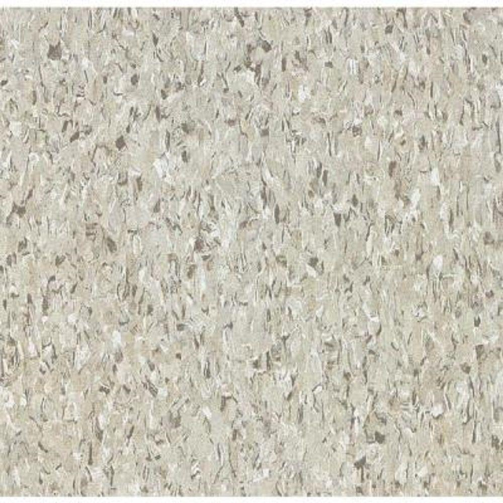 Take Home Sample Imperial Texture Vct Pewter Standard Excelon Commercial Vinyl Tile 6 In X
