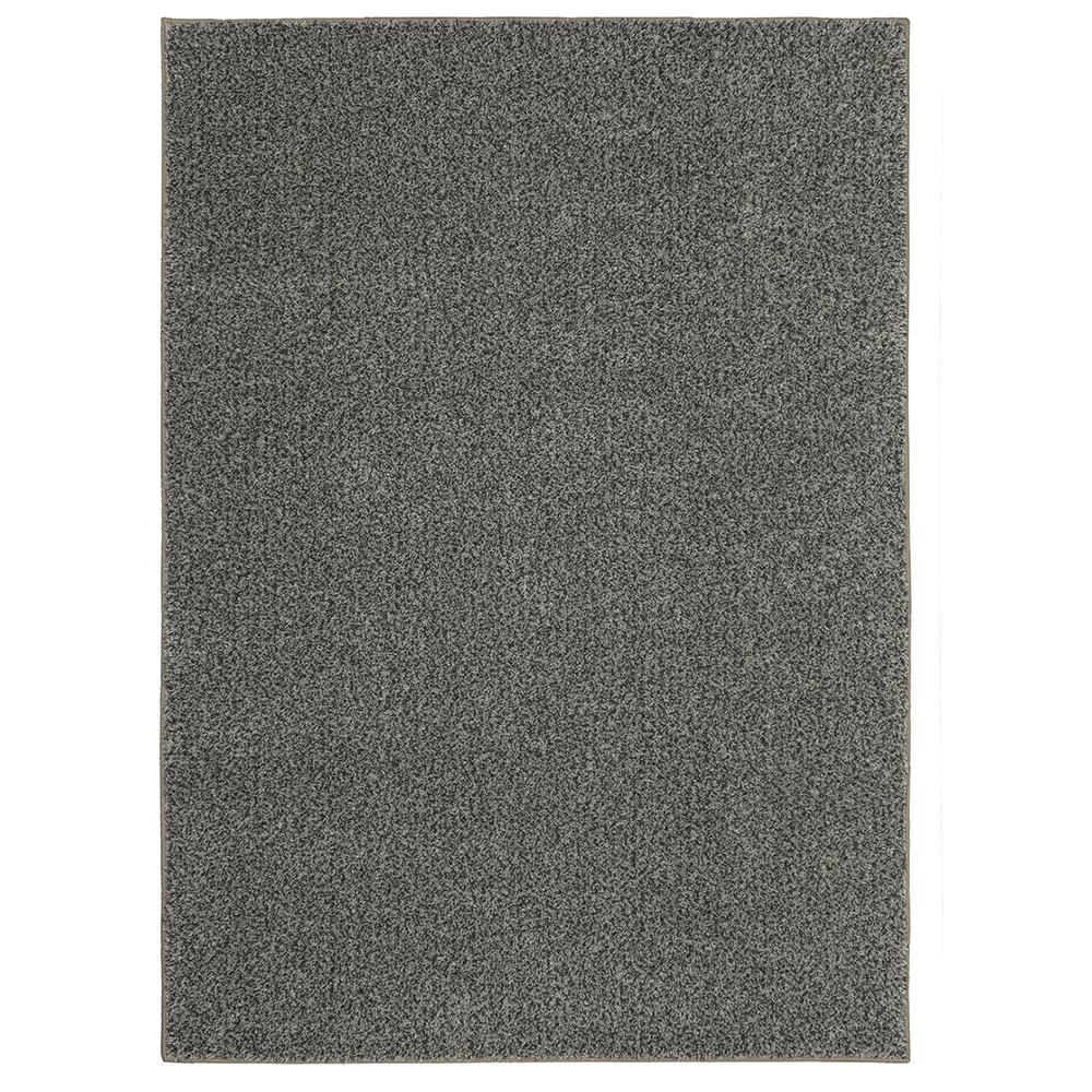 Mohawk Home Summit Tweeds Grey 5 Ft X 7 Area Rug 547608 The Depot