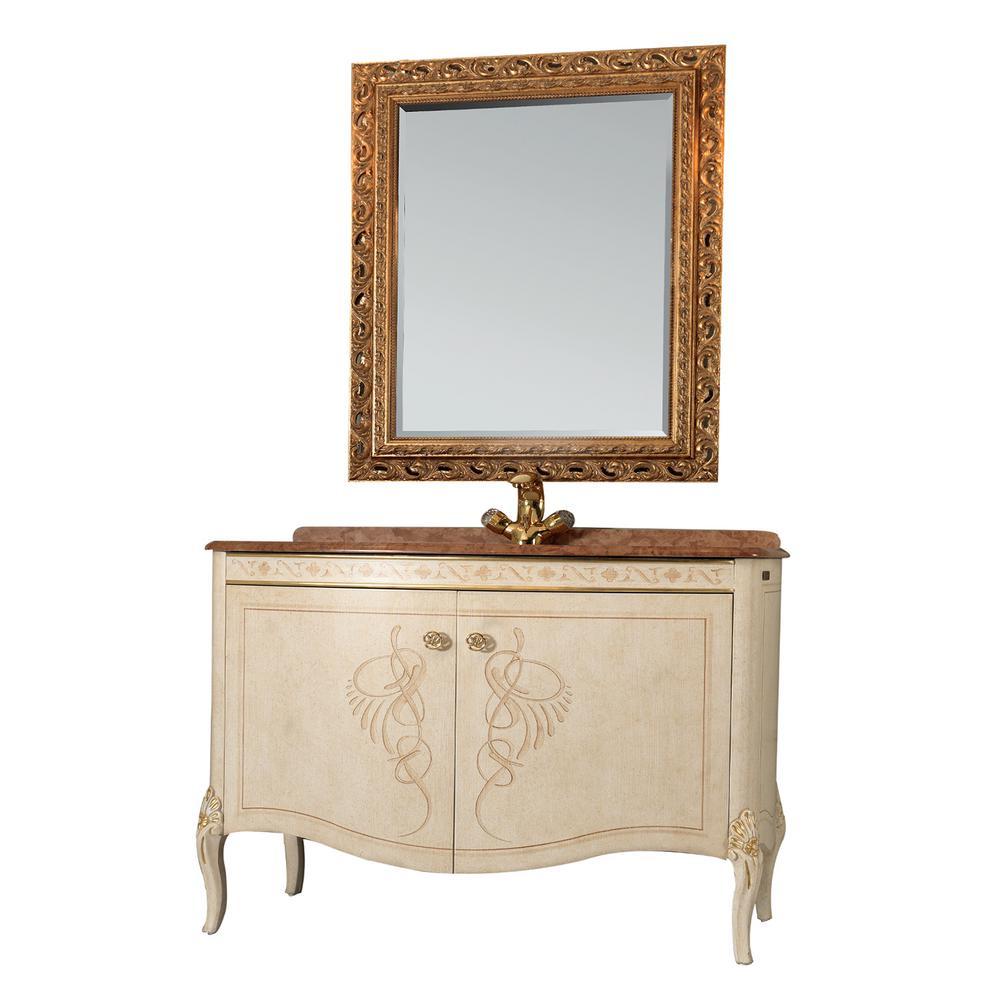 Gold Bathroom Vanities Bath The Home Depot