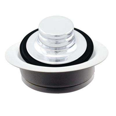 4-1/4 in. Disposal Ring and Metal Stopper for ISE Brand Units