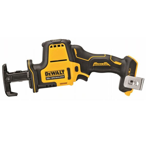 ATOMIC 20-Volt MAX Brushless Compact Reciprocating Saw (Tool-Only)