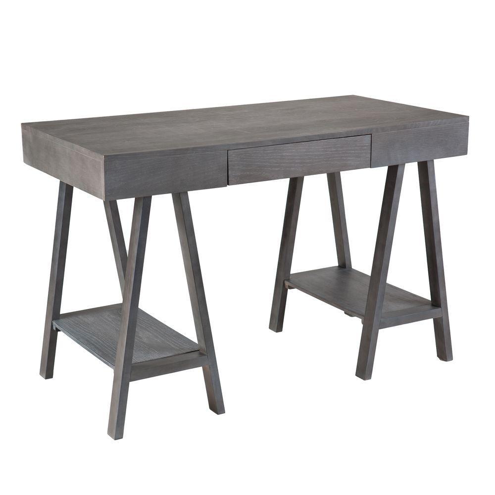 Lucilla Gray Wash Desk