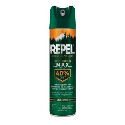 6.5 oz. Aerosol Sportsmen Max Insect Repellent