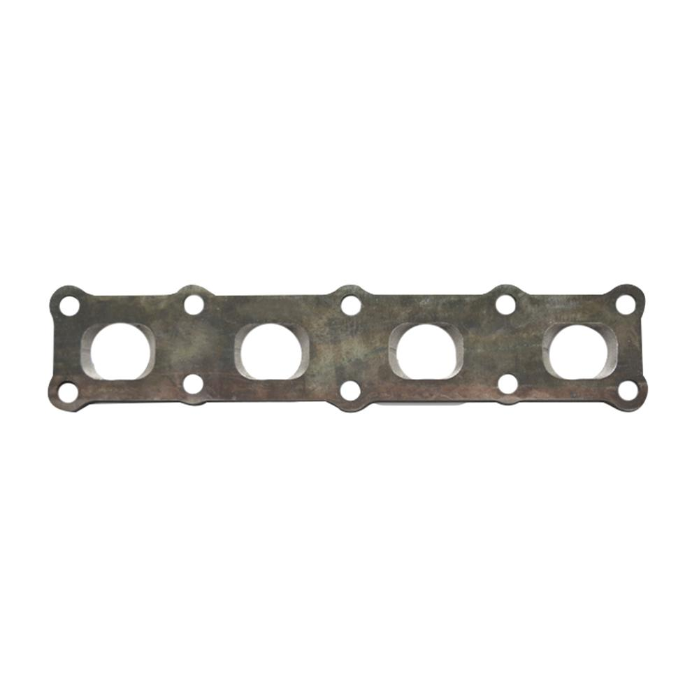 Vibrant Performance Mild Steel Exhaust Manifold Flange for Mitsubishi 4B11  motor 1/2in Thick