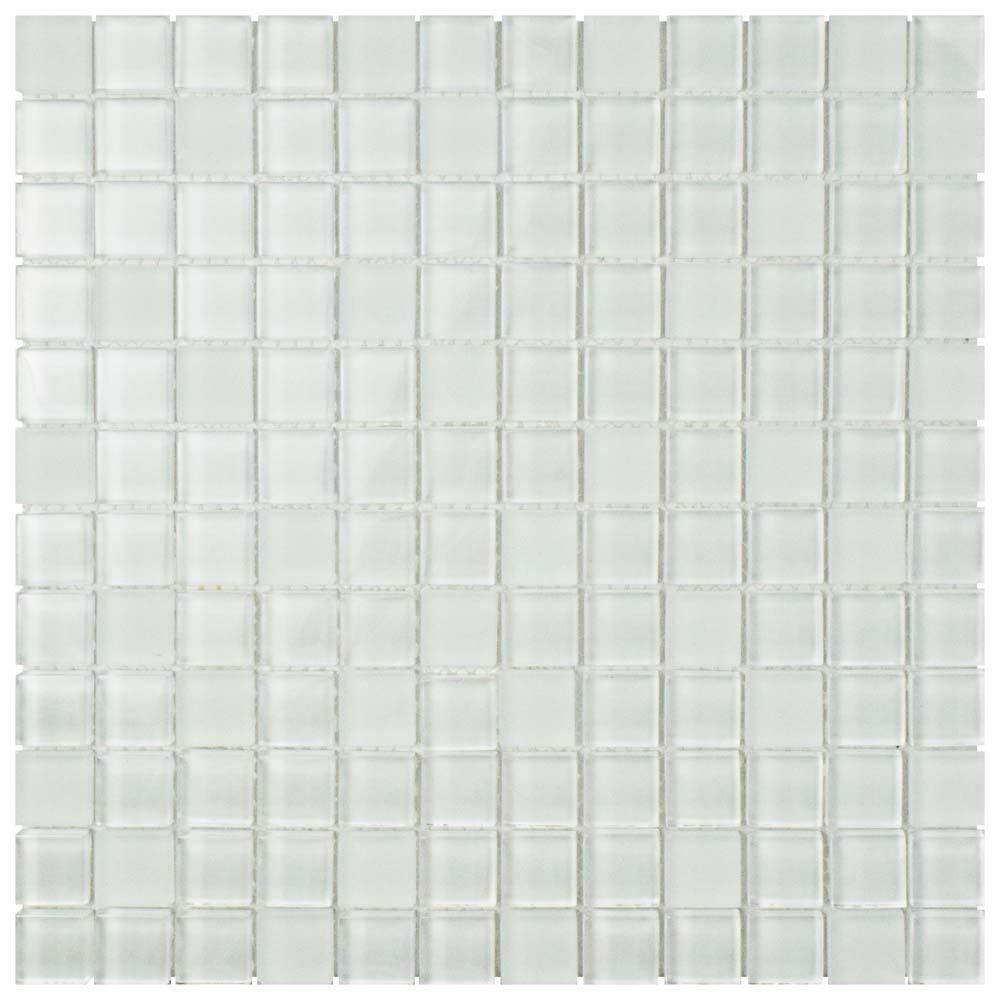 merola tile tessera square ice white melody 11 8 in  x