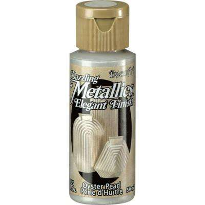 Dazzling Metallics 2 oz. Oyster Pearl Acrylic Paint