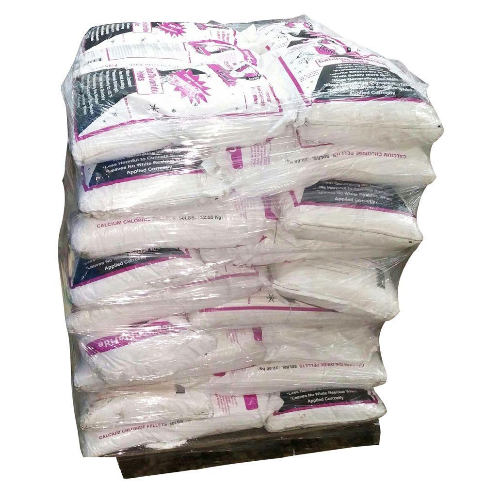 50 lb. Bag Calcium Pellets (50 Bags per Pallet)