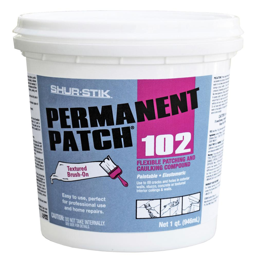 1-qt. Permanent Patch 102