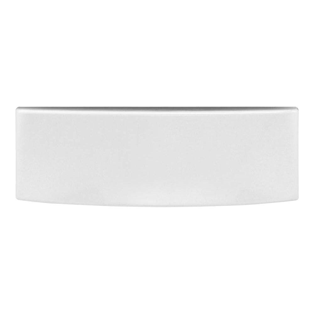 Laundry 123 10 in. Pedestal for Front Load Washer and Dryer in White